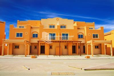 Single Row 3BR villa with Full facilities.
