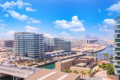 Canal View 2 BR Apt in Al Hadeel.