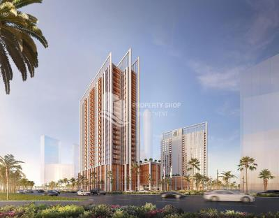 Great investment in a High-rise property overlooking the park with easy payment plans