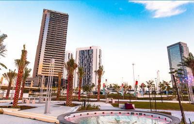 Harmonious balance of elegance & lifestyle! High floor 2br overlooking reem central park