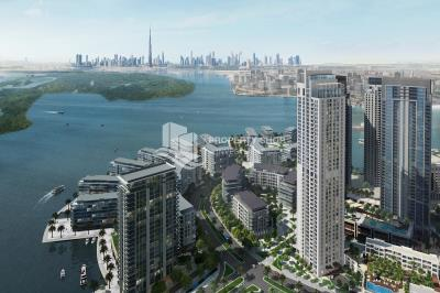 Huge 3BR Apt with iconic view of the Dubai skyline