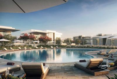 New residential plot in a pristine community in Saadiyat Island.