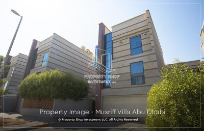Amazing and Huge 5BR+M unit in Al Mushrif Villas.