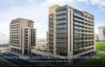 Ready to move in! 1br apt. for rent in Saadiyat Island