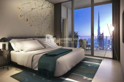 A Future Home with your family in Dubai Downtown Views II.