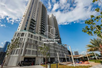 Own a brilliant 1BR unit in Parkside Residence,
