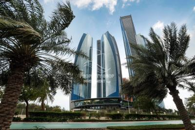 2 Bedroom Apartment in Etihad Tower, Corniche. Vacant now!
