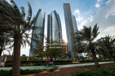 2 Bedroom Apartment in Etihad Tower, Corniche FOR RENT!