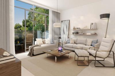 A Future Home with your family in Dubai Emaar South.