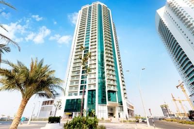 Stunning And Stylish 3 BR Apt. in Sea side Tower for Rent