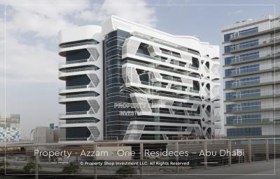 1BR Apt in Azzam One Residences.