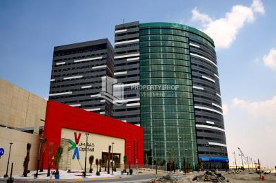 Exquisitely designed OFFICE, Abu Dhabi MBZ view.