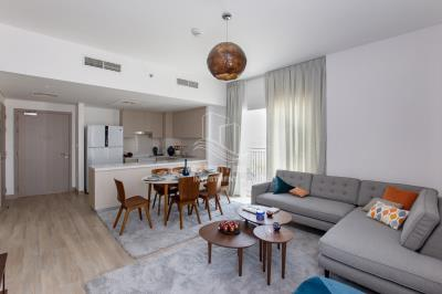 Brand new 3BR Apt with maid's room full canal view