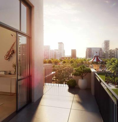 Ideal location! Own an exquisite Apartment with fully-equipped onsite facilities.