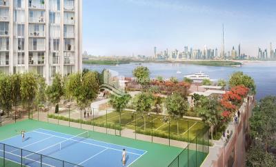 Enjoy life with an urban living in Dubai.