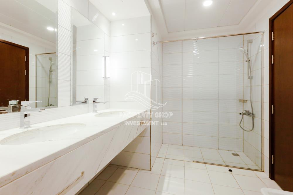 Bathroom-Close to everything! Brand new 3BR Apt with stunning Sea view!