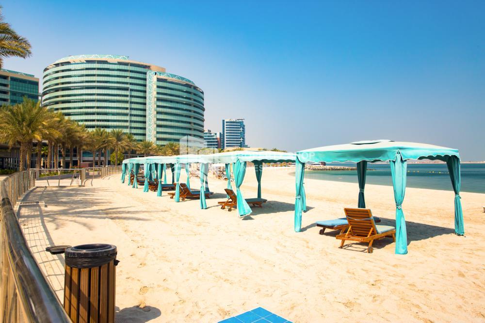 Community-Available 3br apt. for leasing in Al Raha Beach!