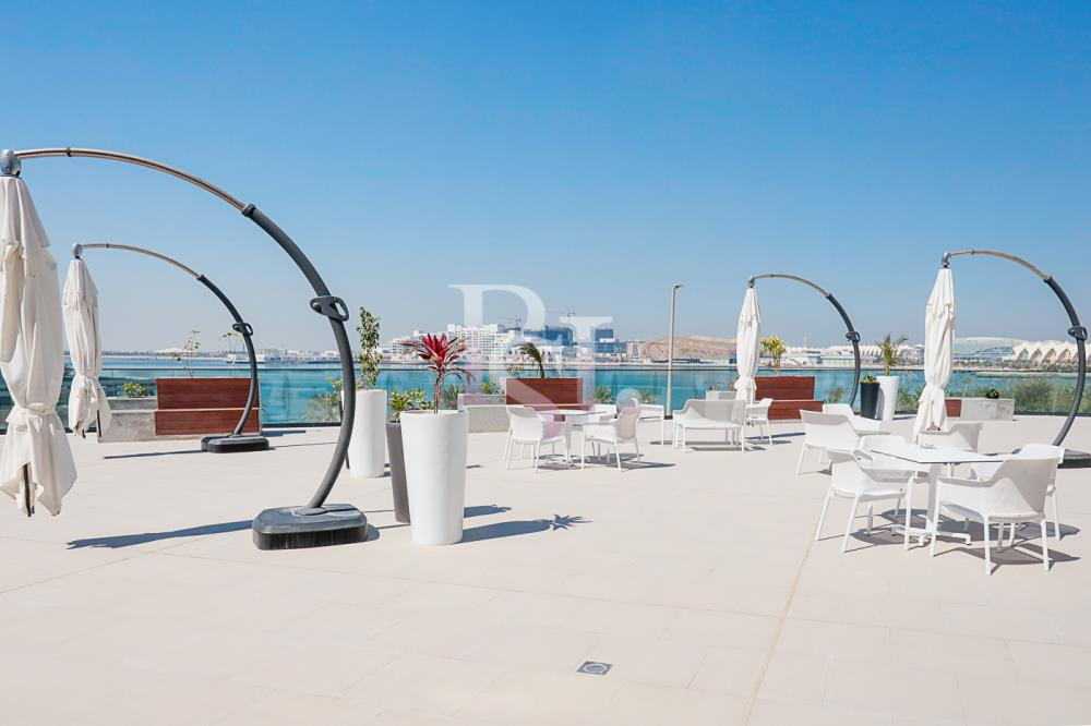 Facilities-Available 3br apt. for leasing in Al Raha Beach!