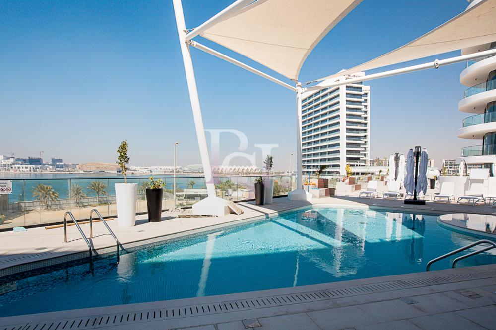 Facilities-Move in now! 1br apartment for in Al Raha Beach!