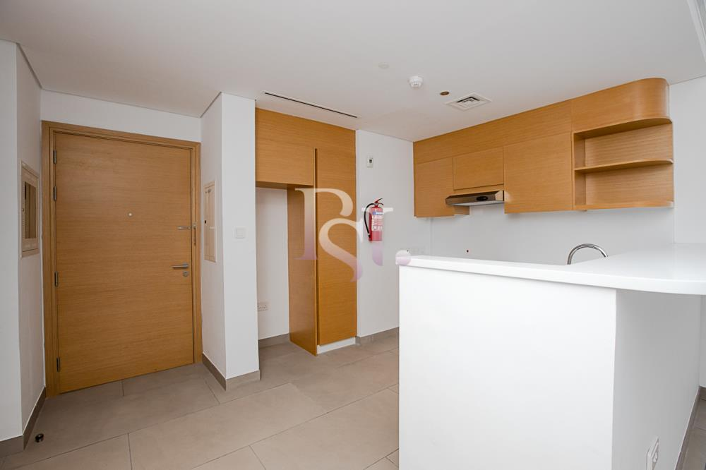 Kitchen-Move in now! 1br apartment for in Al Raha Beach!