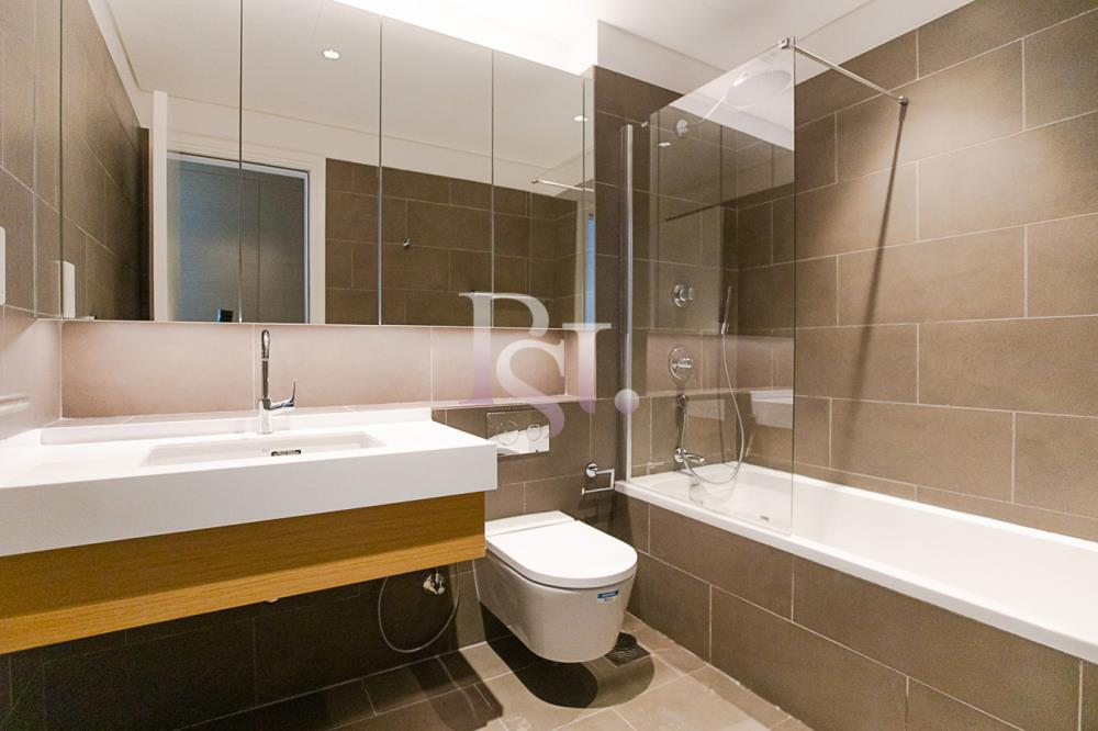 Bathroom-Move in now! 1br apartment for in Al Raha Beach!