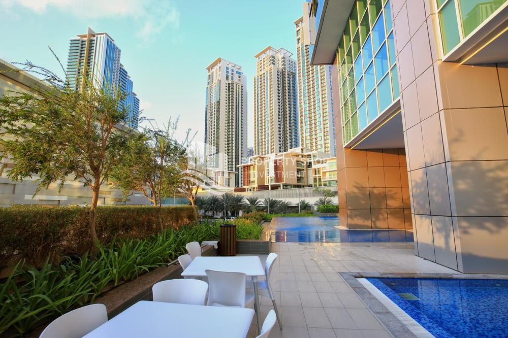 Facilities-Spacious high-floor 2BHK with huge layout available for rent in Mag 5