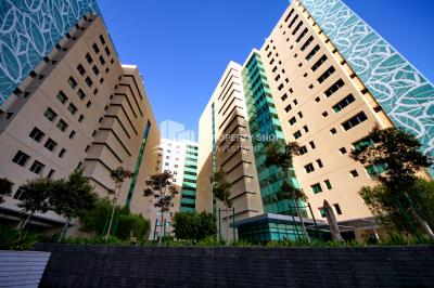 3 BR+M Apt with balcony in quality community located in Al Maha 1, Al Raha Beach!