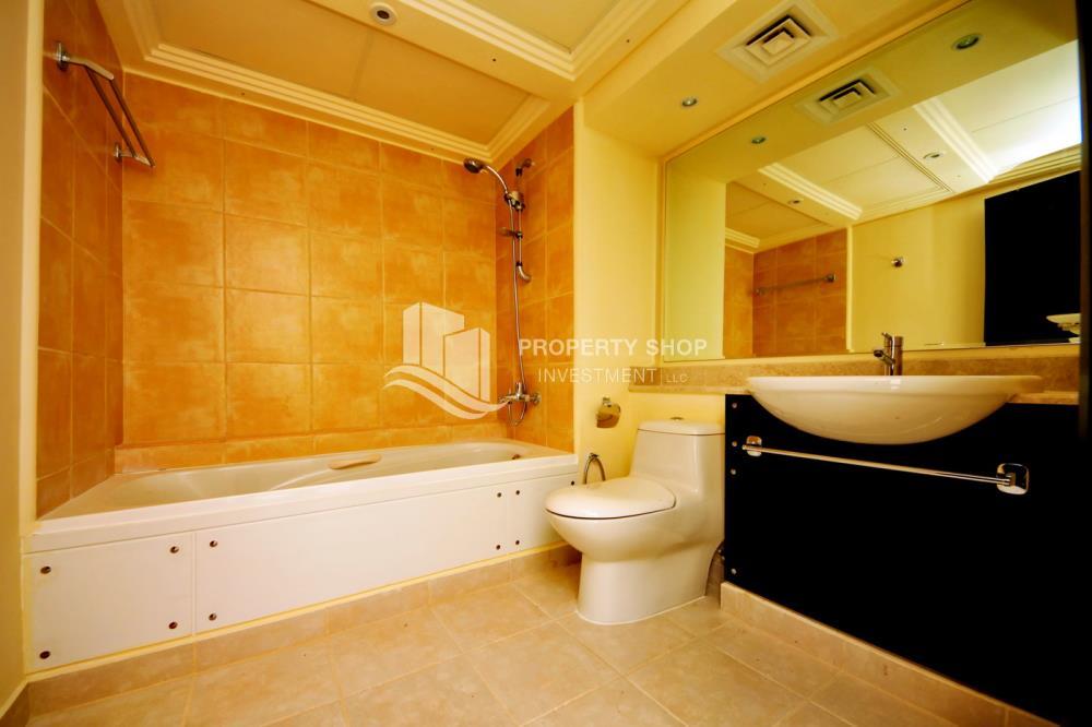 Bathroom-2 Bedroom in Mediterranean Village FOR RENT at 75K in 4 Payments!