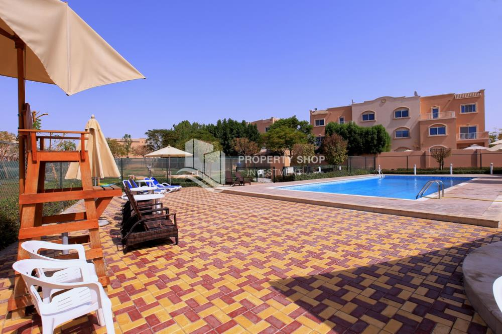 Facilities-2 Bedroom in Mediterranean Village FOR RENT at 75K in 4 Payments!