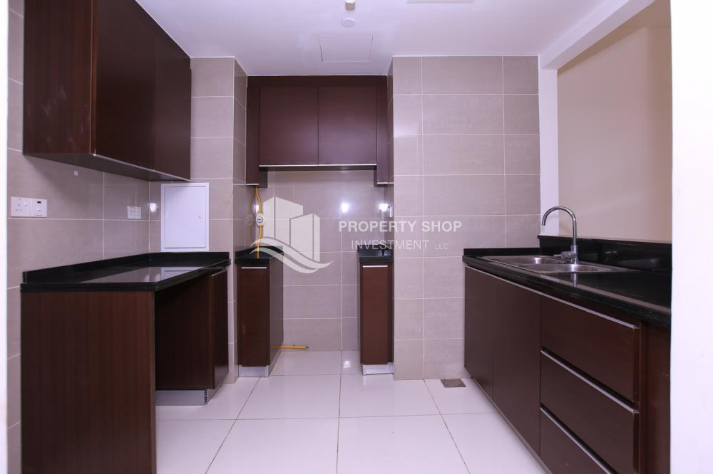 Kitchen-High standard 2BR apartment with amazing view