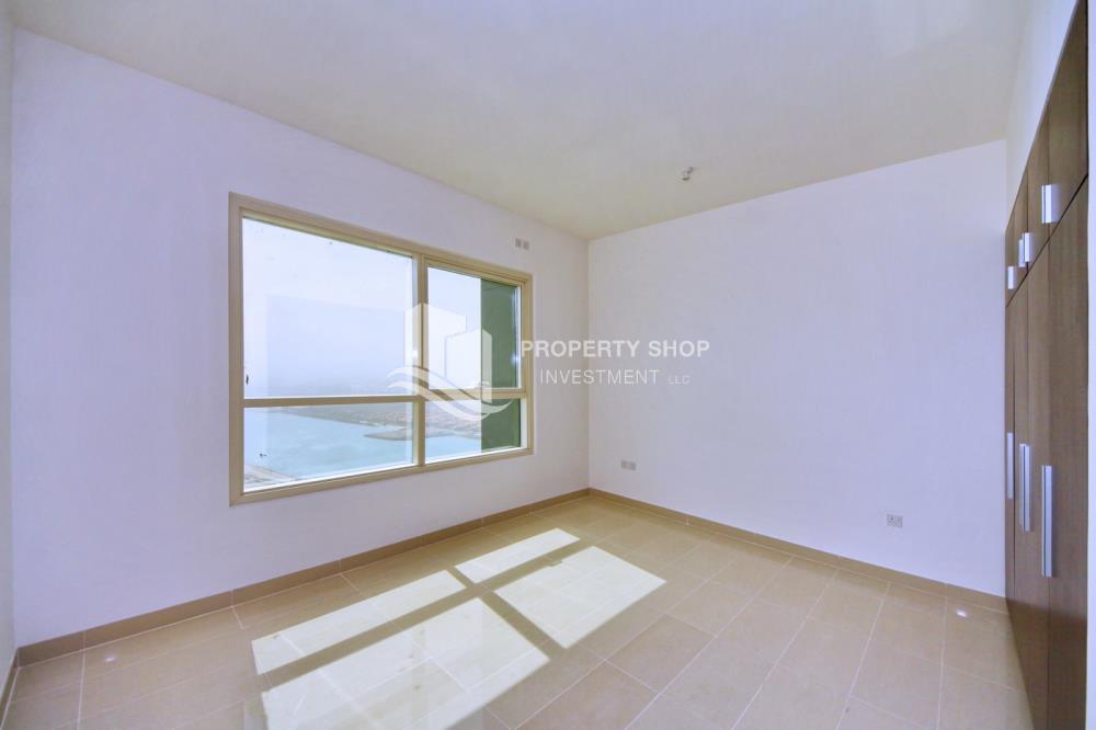 Bedroom-1 bedroom apartment, for sale in Marina Blue, Al Reem Island.