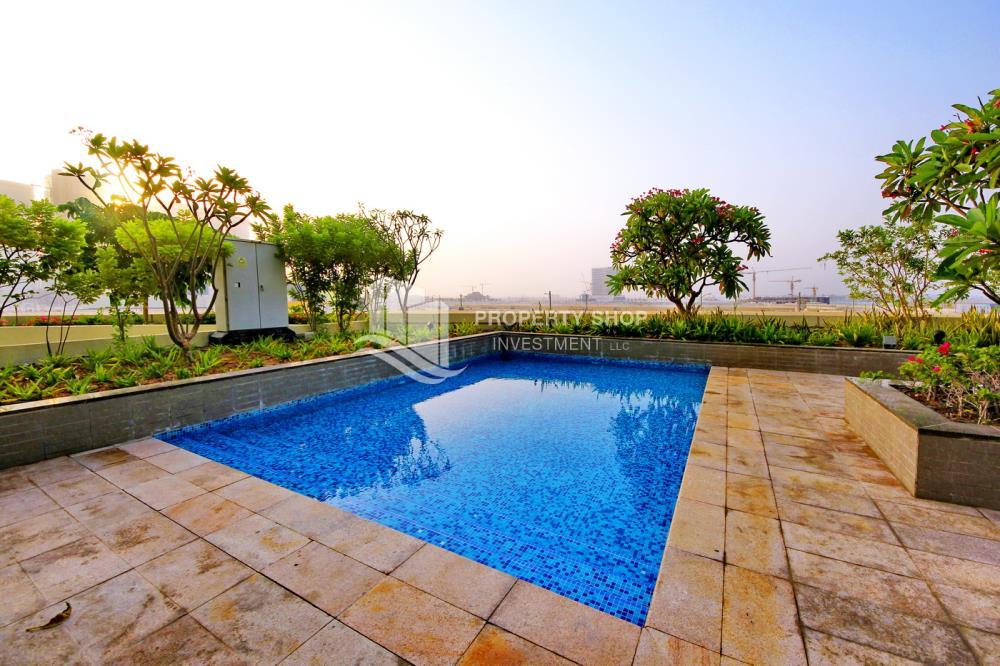 Facilities-1 bedroom apartment, for sale in Marina Blue, Al Reem Island.
