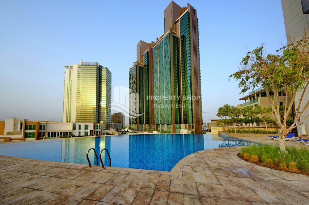 Facilities-2BR Apt for Sale in Matina Blue