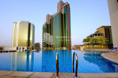 2br apt available for sale in Al Reem Island!