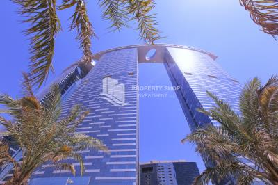 Fantastic 2BR apartment available in Gate Tower 3!