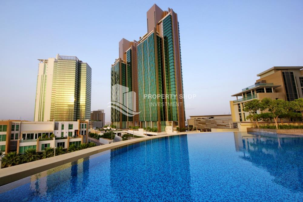 Facilities-1 bed apartment for sale in Marina Blue !!!