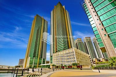 BEST OFFER. Own a prestigious 1 bedroom apartment in Ocean Terrace, Al Reem Island.