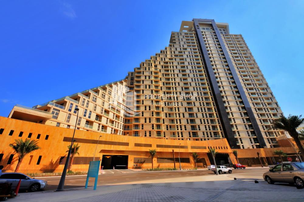 Property-Stunning Apartment in Mangrove Place, Al Reem Island offered at LOW price!