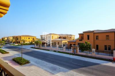 Executive 6bed Villa in Saadiyat Mediterranean