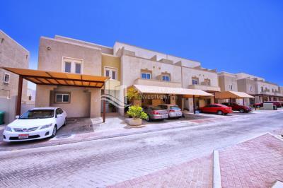 3BR Villa   Ready to move in – Single Row