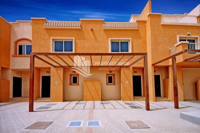 Single Row, Villa Mediterranean Village vacant now