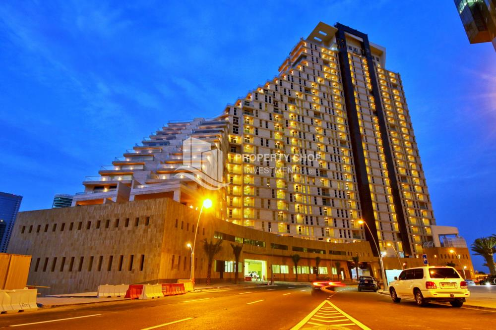 Property-2BR on High Floor with modern facilities- Modified Unit