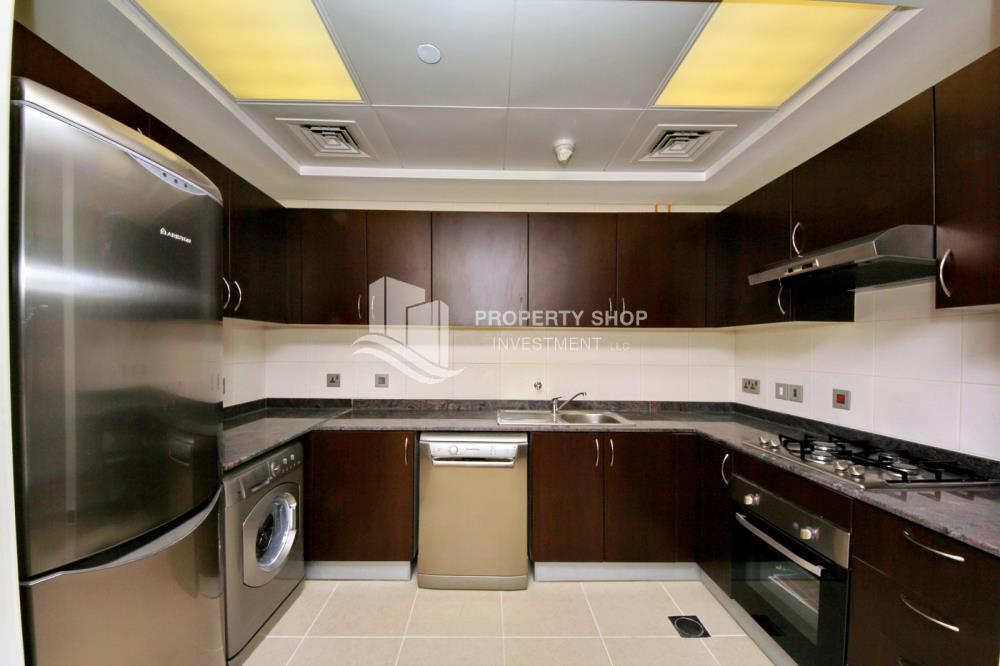 Kitchen-2BR on High Floor with modern facilities- Modified Unit