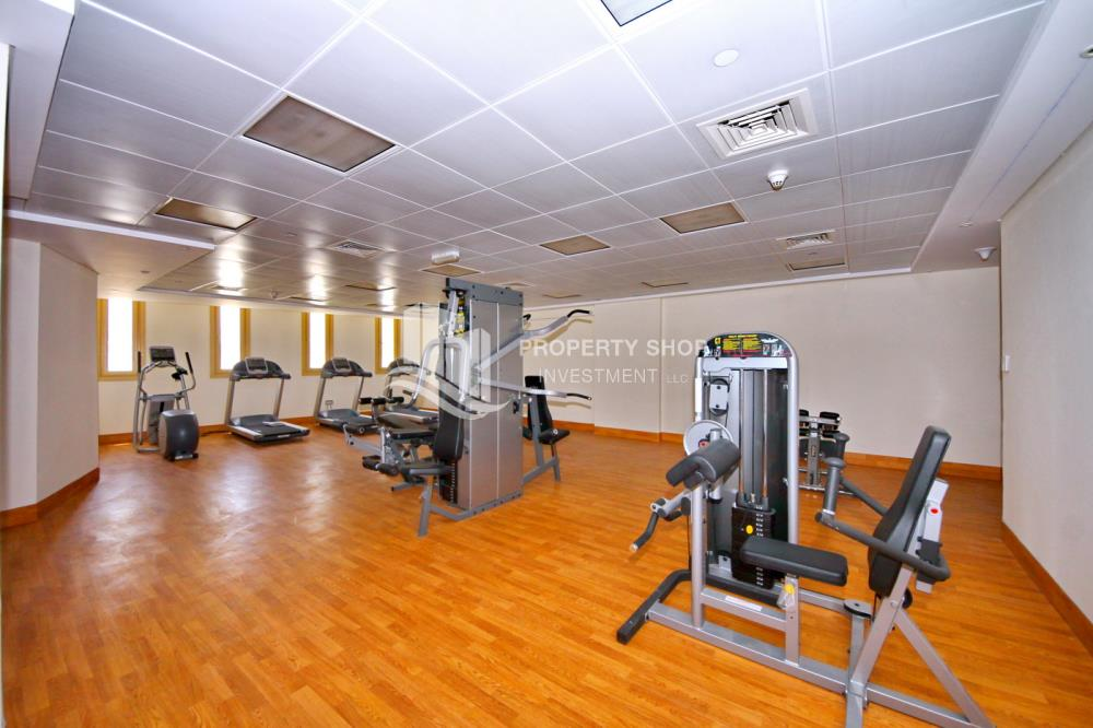 Facilities-2BR on High Floor with modern facilities- Modified Unit