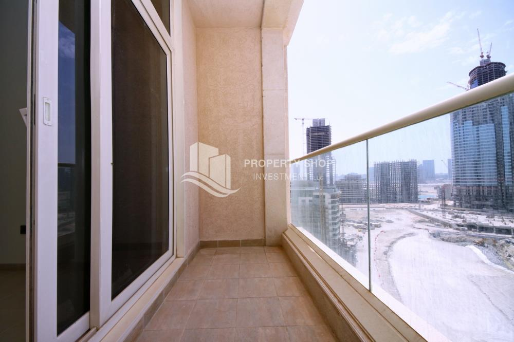 Balcony-3BR Townhouse with large terrace plus maid's room available for rent immediately!