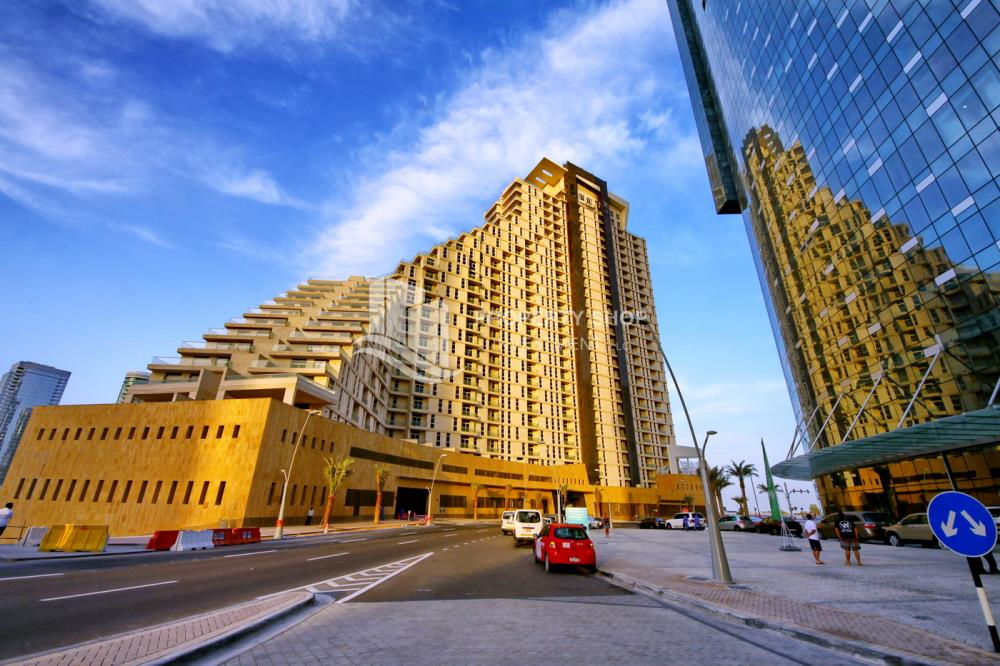 Property-Great Deal for Spacious 1 BR in Mangrove Place Al Reem
