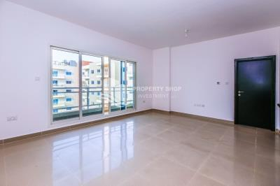 Spacious 1BHK with an open-kitchen and balcony available for rent in Al Reef Downtown
