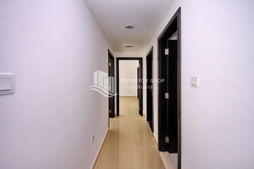 Corridor-Big type 2 BR -Type C with balcony + storage.