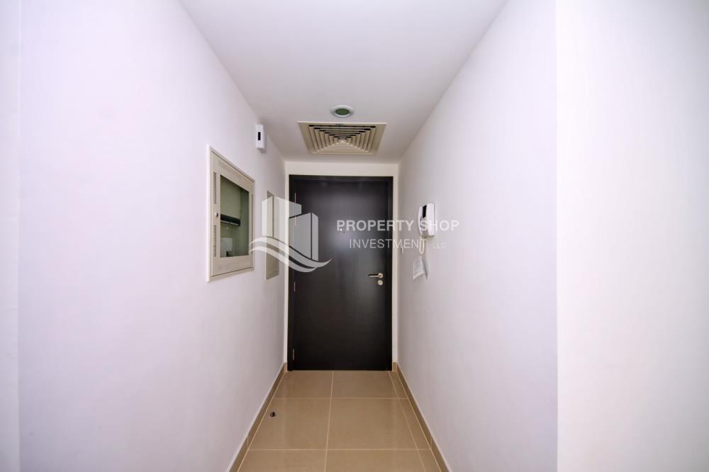 Foyer-Big type 2 BR -Type C with balcony + storage.