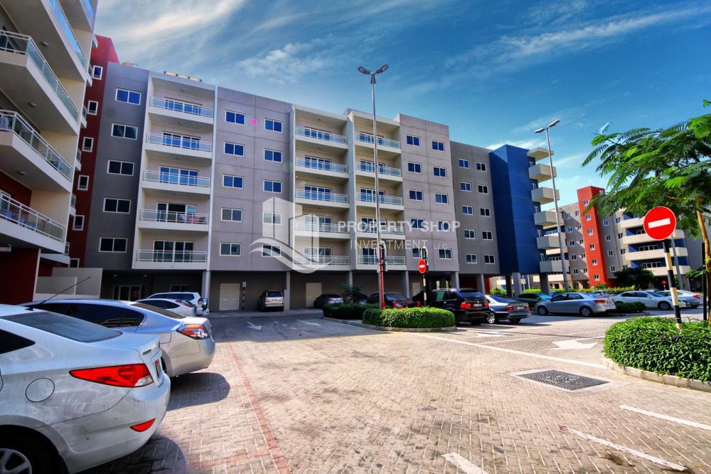 Property-Big type 2 BR -Type C with balcony + storage.